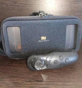 Xiaomi Mi VR Glasses + Bt джойстик