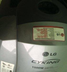Пылесос LG V-C9551WNT моющий