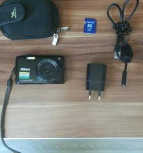 Фотоаппарат цифровой Nikon coolpix