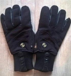 Теплые перчатки для конного спорта Heritage