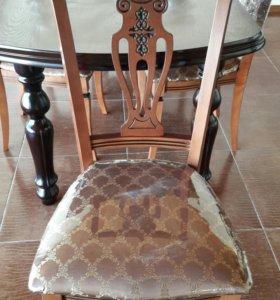 Стол и стулья вместе