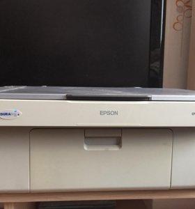 Принтер-сканер-капир(3в1) Epson