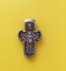Крест серебро 89657896580двухс.Уступлю