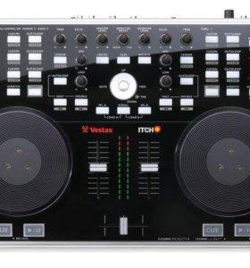Dj midi-контроллер Vestax VCI-300 MK II