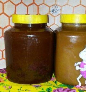 Свежий Алтайский мёд!