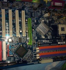 Gigabyte ga-8ipe1000 rev 4.0, intel '04 d