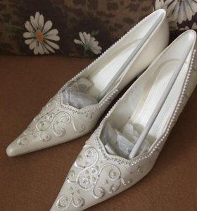 Туфли свалебные