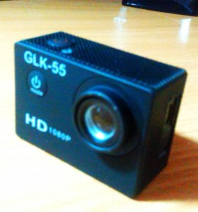 GoPro камера.