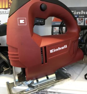 Элетролобзик Einhel 410 W 500-3000 об/мин