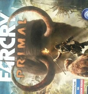 PS4 FarCry Primal + дополнение