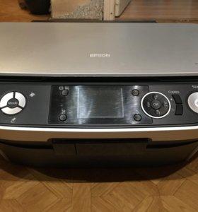 Принтер МФУ Epson stylus RX590