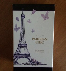 Парфюмерные женские духи Avon Parisian CHIC