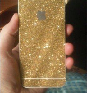 Пленка на айфон 5s