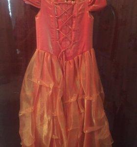 Платье 7-9 лет