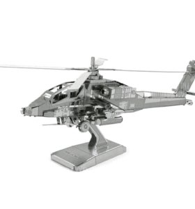 Модель вертолёта Apache. Конструктор