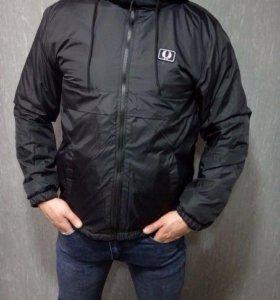 Куртки Armani Fred Perry ea7