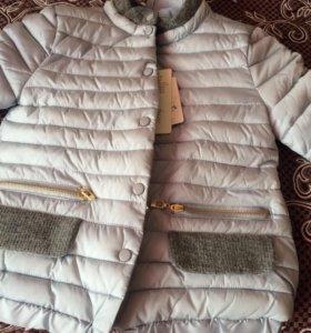 Куртка 42 размер, весна
