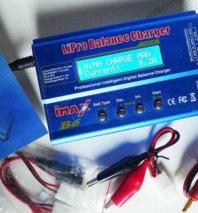 Новое универсальное зарядное устройство Imax B6