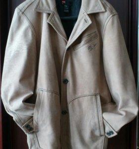 Куртка кожаная Diesel.  Оригинал.