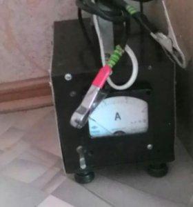 Продам советское зарядное для аккумулятора.