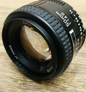 Объектив Nikon 50mm 1.4D AF продажа или обмен