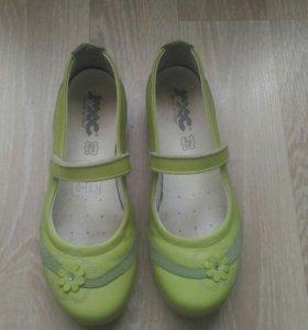 Туфли для девочки ф. Имак