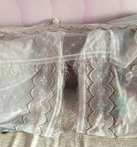 Тюль - шторы на кухню