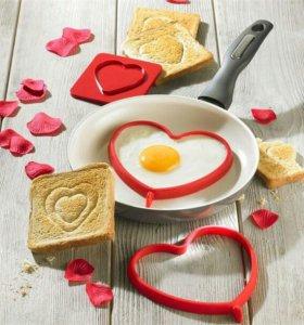 Набор формочек для приготовления завтрака