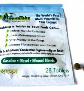 Биокатализатор топлива Enviro Tabs ® - 28 Таблеток