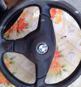 Руль BMW и Passat