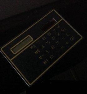 Калькулятор кредитка солнечный