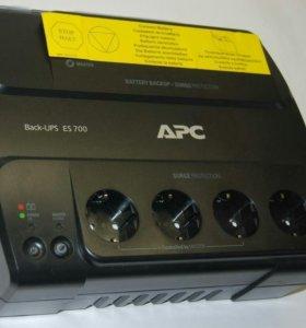 Источник бесперебойного питания APC Back-UPS ES700