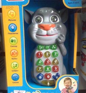 Интерактивный кот котофон