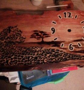 """Часы """"Африка"""""""