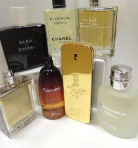 Eau de parfums tester