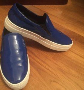 Туфли, слипоны