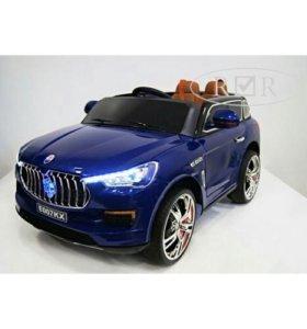 Электромобиль Maserati, доставка