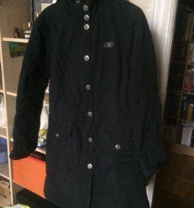Женское пальто Reebok размер L