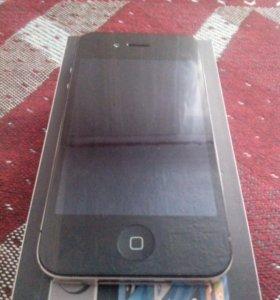 iPhone 4 отдам сегодня за 4000