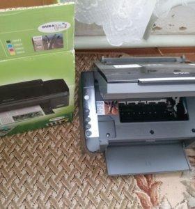 Принтер сканер ксерокс. EPSON. 89064688130