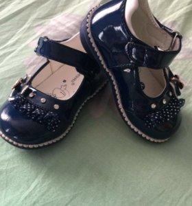 Продам туфельки на малышку
