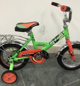 Велосипед детский рекорд