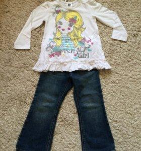 Одежда девочке 3-4 года