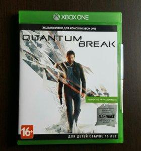Игра Quantum Break для Xbox One