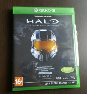 Игра Halo Master Chief Collection для Xbox One