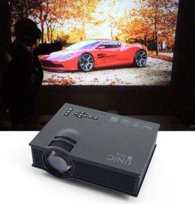 Новый проектор Unic 46 Wi-Fi