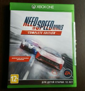 Игра Need for speed Rivals для Xbox One