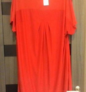 Платье новое 56-60