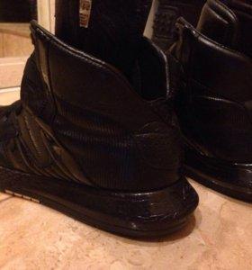 Кеды-ботинки Y-3 оригинал