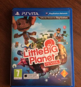 Little Big Planet (PSVITA)